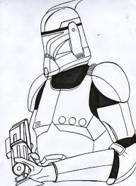 Clone Trooper Coloring Pages Wistful Me Wars Clone Coloring Pages