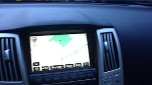 youtube lexus navigation system lexus backup display problem youtube