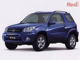 toyota rav4 2004 2004 toyota rav4 aca22r cruiser hardtop 3dr 5sp 4x4 2 4i car