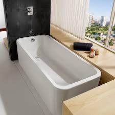 free standing bathtub acrylic element roca free standing bathtub acrylic element