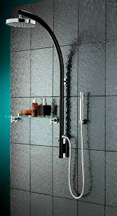 bristan quadrato exposed thermostatic square bar mixer shower with