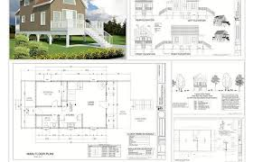 cabin blueprints floor plans bedroom small house floor plans one design including kitchens
