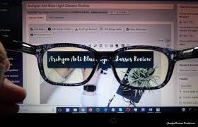 blue light glasses review archgon anti blue light glasses review jennifer ramirez baulch
