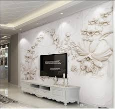 discount orchid fabric prints 2017 orchid fabric prints on sale 3d stereo white white jane european carved orchid tv wall mural 3d wallpaper 3d wall papers for tv backdrop orchid fabric prints deals