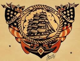 war culture maritime tattoos history monthly
