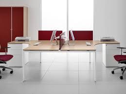 bureau 2 places bureau bench en angle 2 personnes prepsto avec caisson