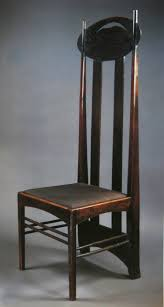 Home Interior Design Glasgow Mackintosh Willow Chair In Addition Contemporary Home Interior Design