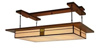 craftsman style lighting dining room 14919
