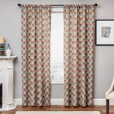 And Orange Curtains Grey And Orange Curtains