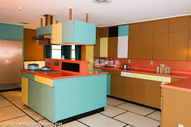 Mid Century Modern Kitchen by The Wilson House The Laminate House In Temple Texas Mid