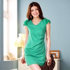 asia fashion wholesale reviews slim dresses wholesale in asia k3218 green k3218
