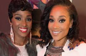 mimi faust hairstyles mimi faust and ariane s birthday photos bossip