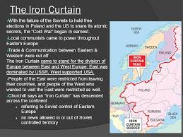 Eastern Europe Iron Curtain Peep Under The Iron Curtain March 6 1946 Who Is U201cjoe U201d What Part