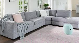 Oasis Fabric Sofas  Seater   Seater Sofa Plush - Sofa bed modular lounge 2