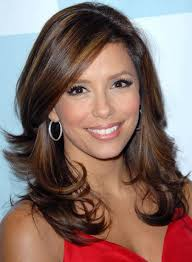 pictures of short layered hairstyles that flip out 35 eva longoria hairstyles pretty designs