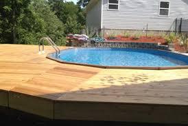 above ground pools u2014 columbia pool u0026 spa