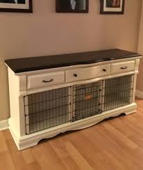 dog kennel side table end table dog kennel furniture coffee table dog crate side table dog