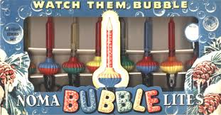 1960 s christmas tree lights noma bubblers is from the early 1960s vintage christmas