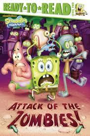 spongebob attack of the zombies by harry moorealex harvey