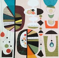 Mid Century Patterns by Modern Makers Jenn Ski Patterns Her Art After Midcentury Mastery