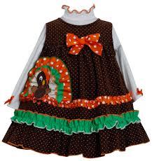 infant toddler s thanksgiving dress turkey