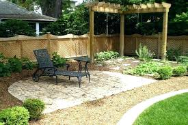 Backyard Design Ideas On A Budget Small Backyard Design Ideas On A Budget Looking Landscape