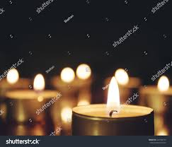 candles lights on background light stock photo 624194717