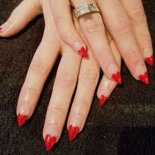 pointed tip nail designs choice image nail art designs