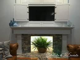 the fireplace saga celebrate u0026 decorate
