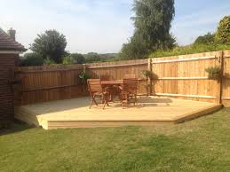 corner decking design leading carpentry and construction company