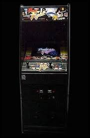 japanese arcade cabinet for sale final fight videogame by capcom