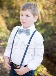 boys ties suspenders