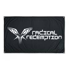 Mi Flag Radical Redemption Flag