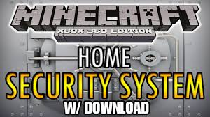 minecraft xbox 360 home security system w download youtube