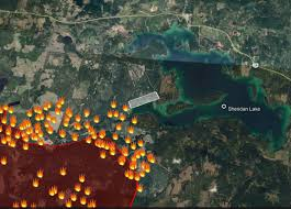 Bc Wildfire Data by Sean Brady On Twitter