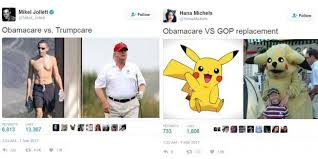 Obama Care Meme - obamacare vs trumpcare has become the ultimate meme war indy100
