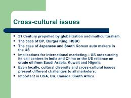 ethical issues across cultures ii