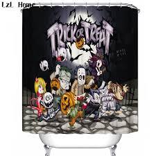 Halloween Decorations Clearance Sales Online Get Cheap Halloween Shower Curtain Aliexpress Com