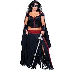 lady zorro plus costume buycostumes com
