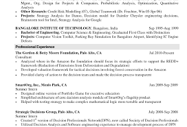 resume writing format for freshers computer science resume sample