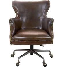 Leather Armchair Ebay Old Fashioned Leather Desk Chair Vintage Leather Desk Chair Ebay