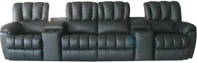 Black Fabric Reclining Sofa by 4 Seater Recliner Corner Sofa 4 Seater Recliner Sofa Sale 4 Seater