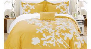 Grey And Yellow Comforters Bedding Set Amazing White And Yellow Bedding 7 Piece Luxury