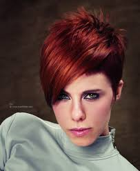 female short hair undercut short women u0027s haircut with clipped sides close to the scalp