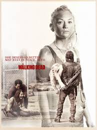 tutorial photoshop walking dead the walking dead alternative posters collection on behance