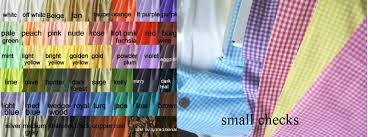 Solid Color Curtains Pleat Cafe Curtains Solid Colors And Gingham Checks
