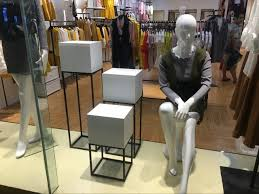 store decoration clothing store decoration stands shop window display shelf display