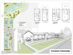 Habitat For Humanity Floor Plans Telegraph Townhomes Habitat For Humanity In Whatcom County