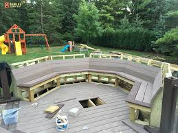 azek deck built in mequon wi bowles milwaukee remodeling group