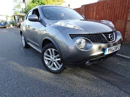 nissan juke silver nissan juke 1 5 acenta premium dci 5dr for sale in wirral